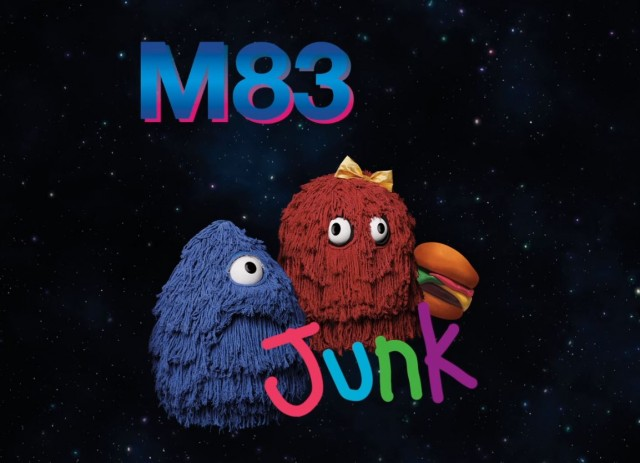 M83 - Junk via YouTube screen cap
