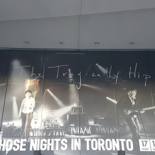 Tragically Hip - Aug 10 2016 Air Canada Centre Toronto