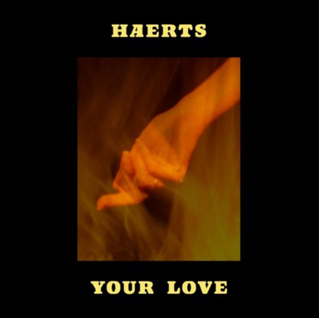 HAERTS - Your Love via SoundCloud screen cap
