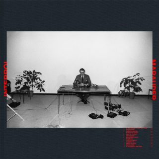 Interpol Marauder album cover